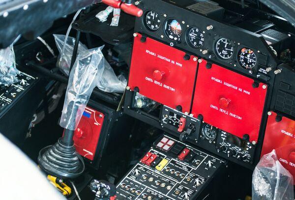Kabina posádky Ka-52 - Sputnik Česká republika