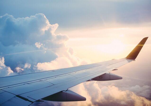Letadlo. Ilustrační foto