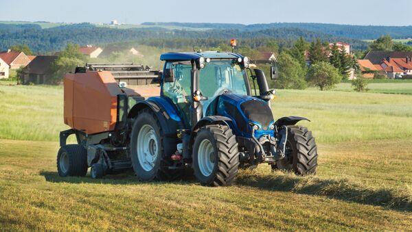 Práce v zemědělství  - Sputnik Česká republika
