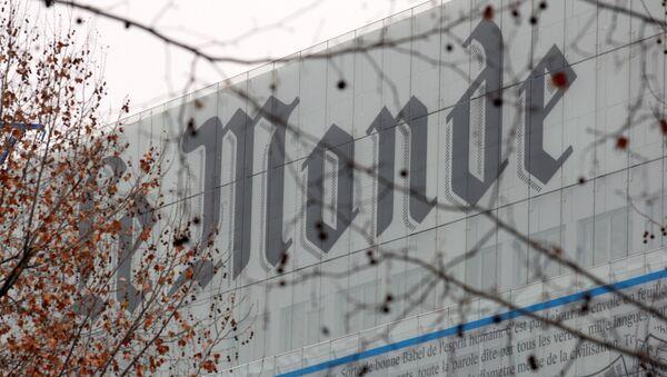 Le Monde - Sputnik Česká republika