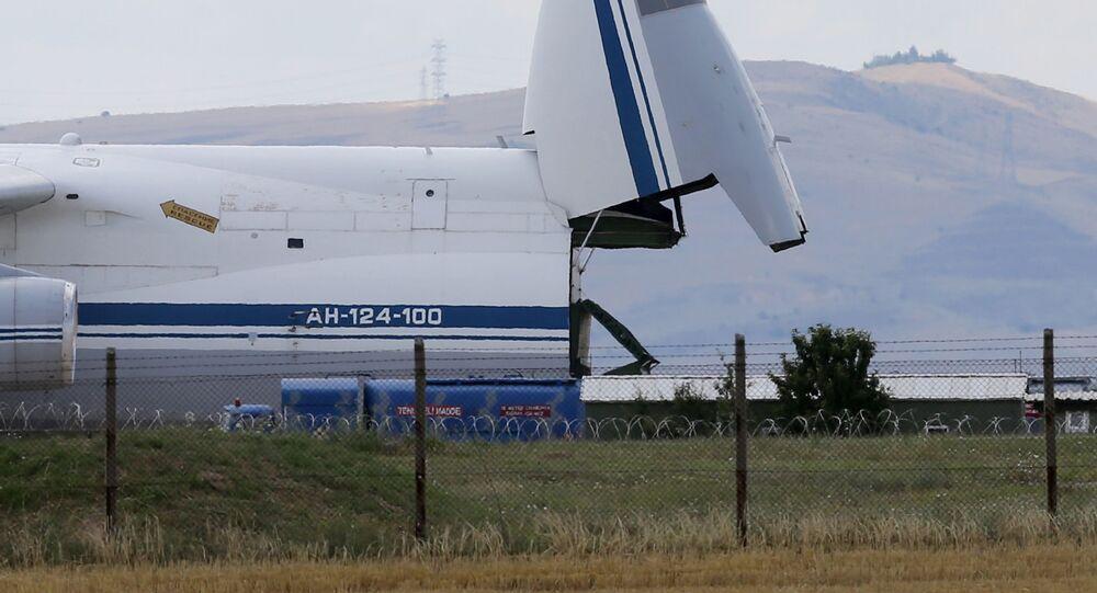 Dodávky systémů S-400 do Turecka