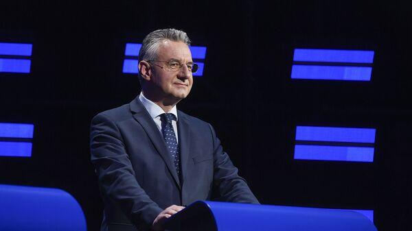 Europoslanec Jan Zahradil - Sputnik Česká republika