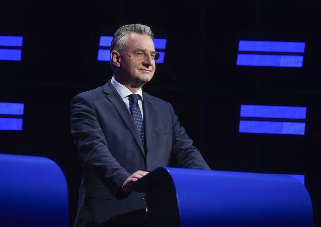 Europoslanec Jan Zahradil