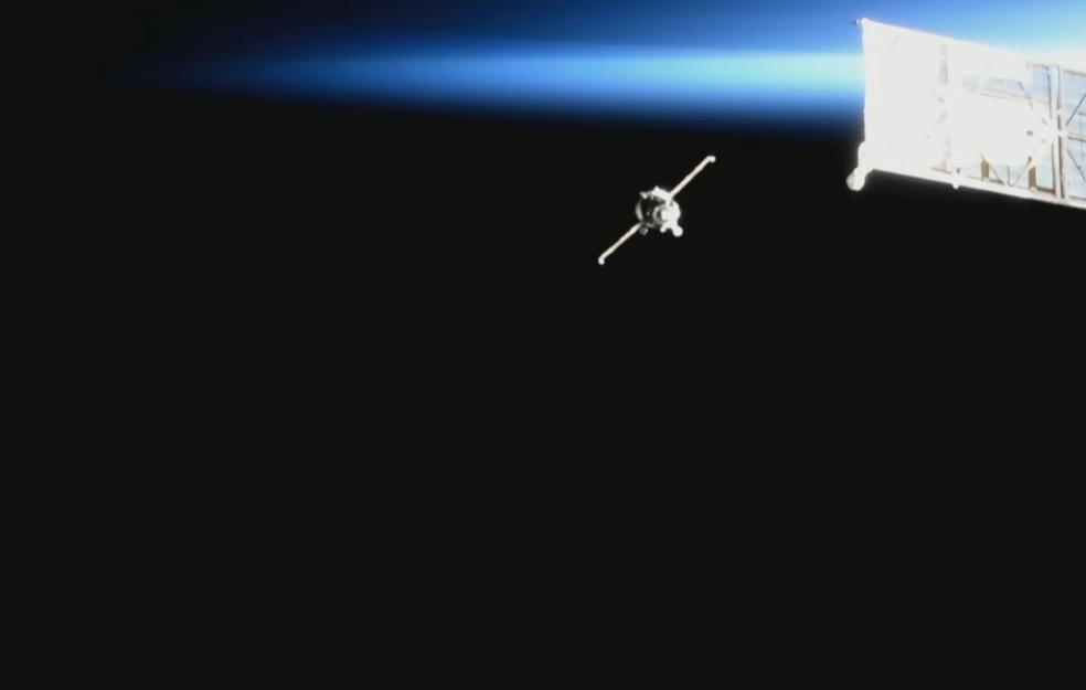 Video: Krůčky ve vesmíru. Přistání lodi Sojuz MS-13 na ISS