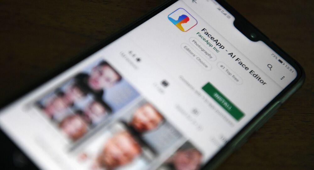 Ruská aplikace FaceApp