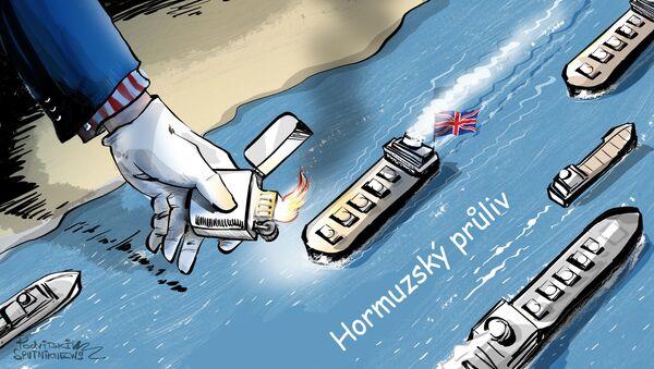 Pojď také do války, milá Británie - Sputnik Česká republika