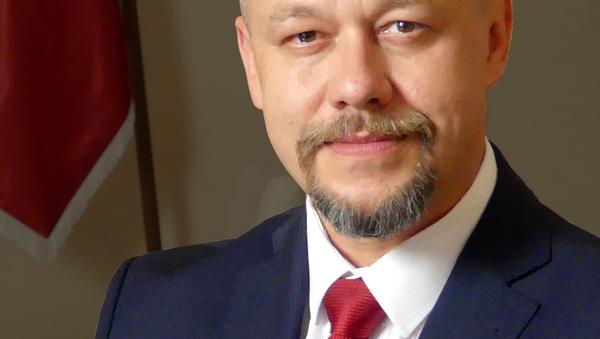 Předseda Strany nezávislosti České republiky František Matějka - Sputnik Česká republika