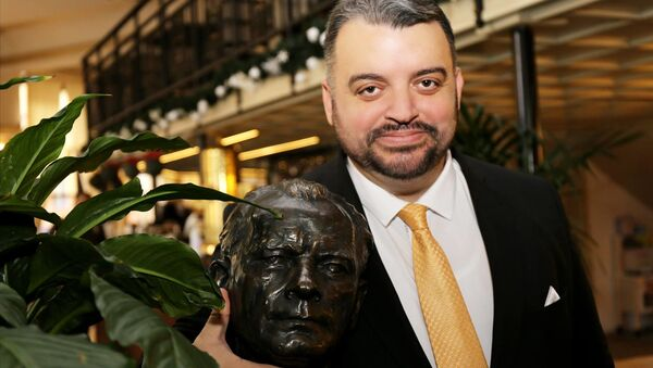 Eduard Chmelár - Sputnik Česká republika