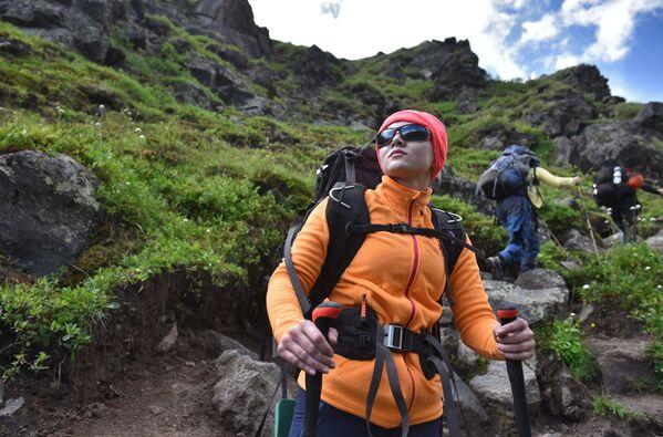 Obdivuhodná příroda. Zážitkové lezení na nejvyšší horu Kavkazu a Ruska - Elbrus - Sputnik Česká republika