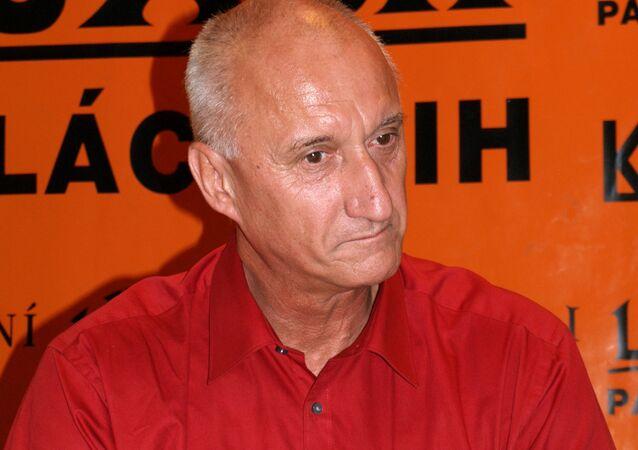 Bývalý slovenský politik Jozef Banáš