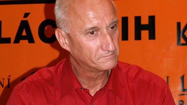 Bývalý slovenský politik Jozef Banáš - Sputnik Česká republika