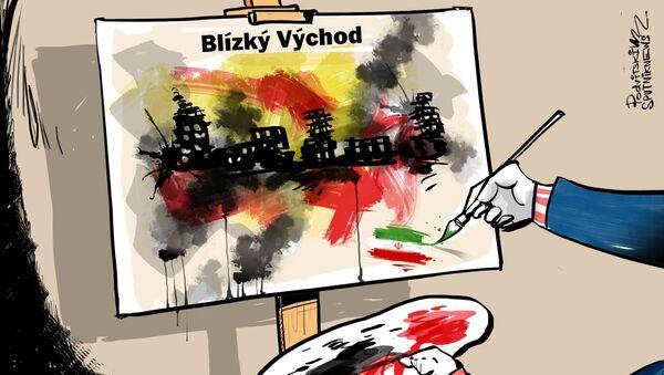 Lavrov vyzval k zapojení Iránu do dialogu, a ne ho obviňovat - Sputnik Česká republika