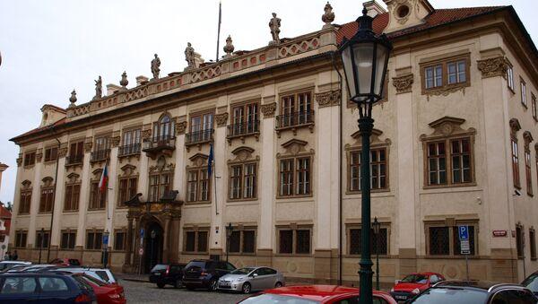 Ministerstvo kultury České republiky, Nosticův palác. - Sputnik Česká republika