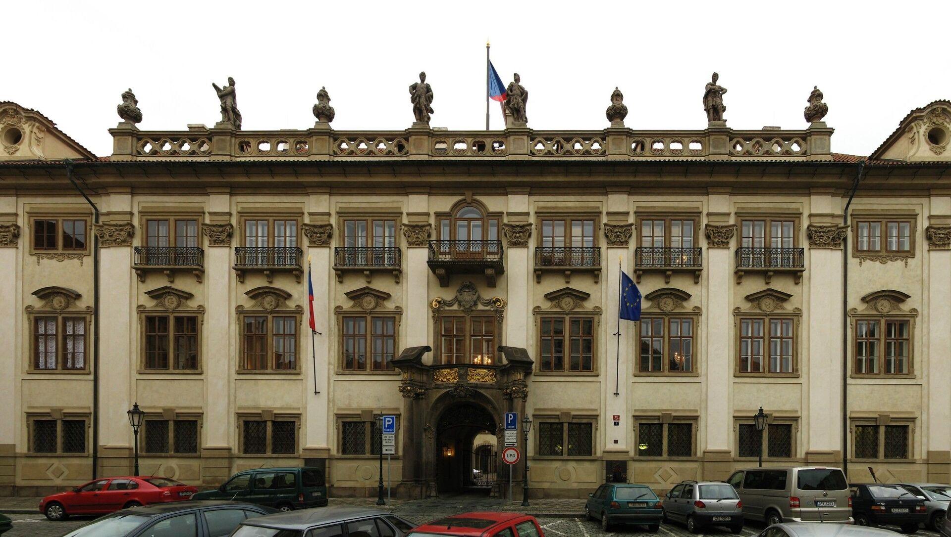 Ministerstvo kultury ČR - Sputnik Česká republika, 1920, 11.04.2021