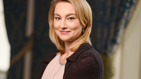 Kateřina Kalistová  - Sputnik Česká republika