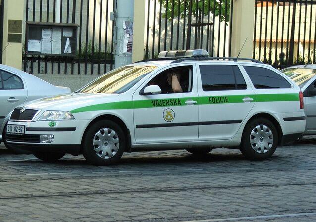 Vojenská policie ČR