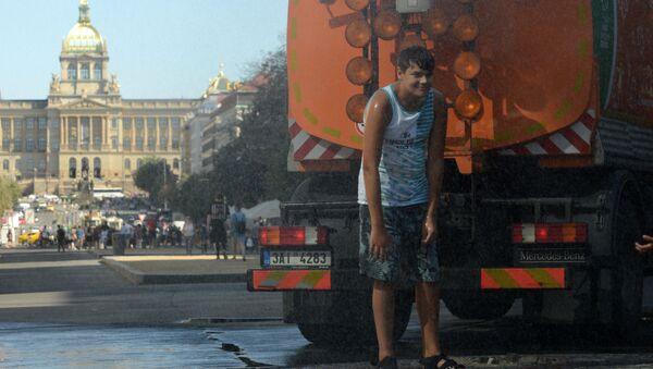 Evropa podlehla vedru. Česko není výjimkou   - Sputnik Česká republika