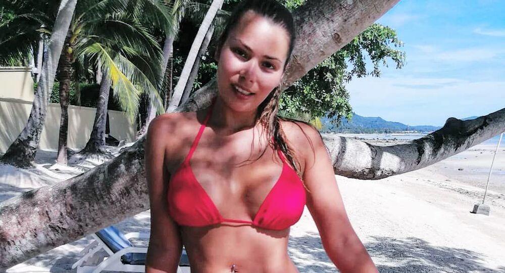 Ex-snoubenka českého milionáře a modelka Margarida Aranha