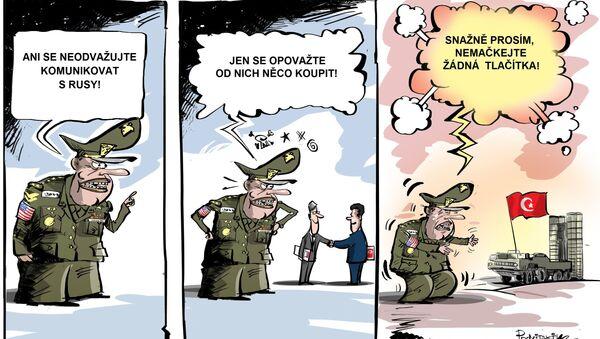 Od rozkazu k prosbě to není daleko - Sputnik Česká republika
