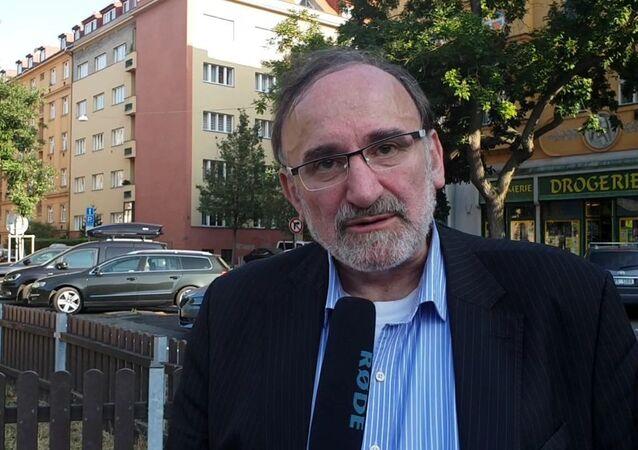 Předseda Asociace nezávislých médií a bývalý policejní prezident Stanislav Novotný