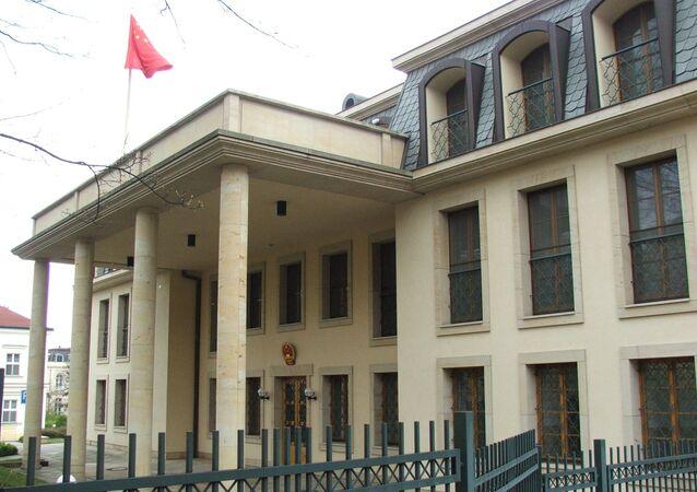 Ambasáda Číny v České republice