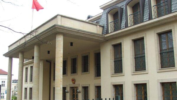 Ambasáda Číny v České republice - Sputnik Česká republika