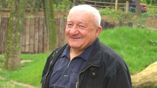 Herec Zdeněk Srstka - Sputnik Česká republika