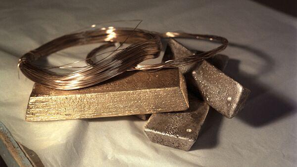Ekonomika: zvítězí stříbro nad kýženým zlatem? - Sputnik Česká republika