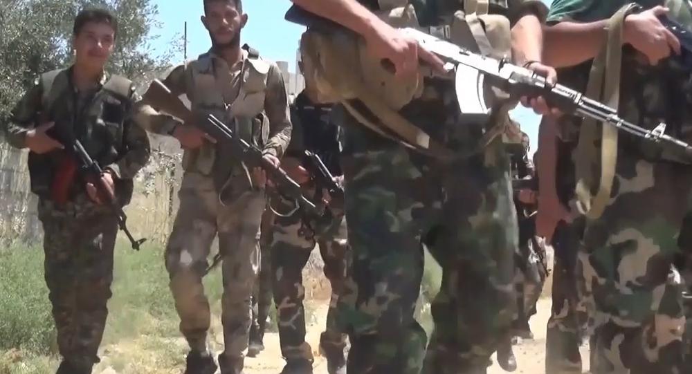 Syrská armáda odrazila bojovníky a dobyla strategické výšky na severu Hamá