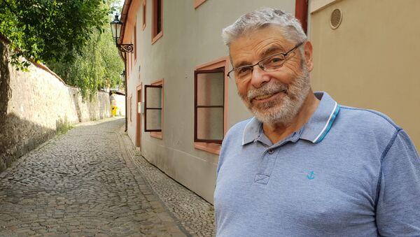 MUDr. Radim Uzel, sexuolog - Sputnik Česká republika