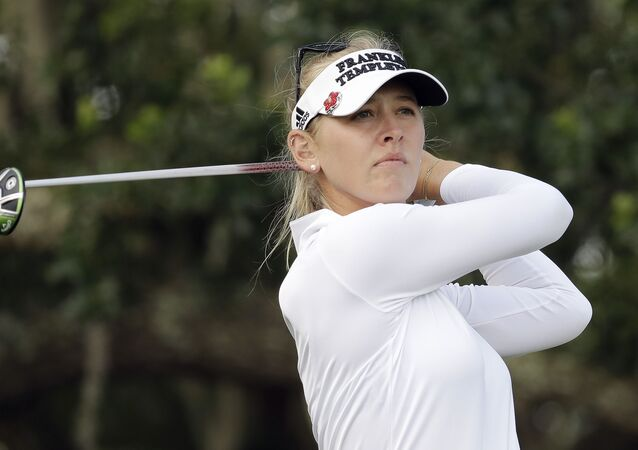 Golfistka Jessica Korda