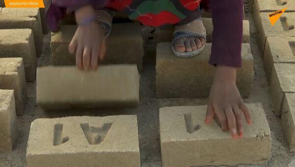 Dětská práce. Afghánistán - Sputnik Česká republika