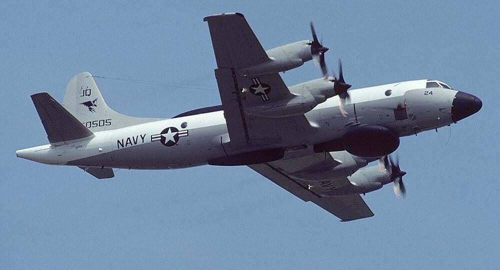 Lockheed EP-3E Orion