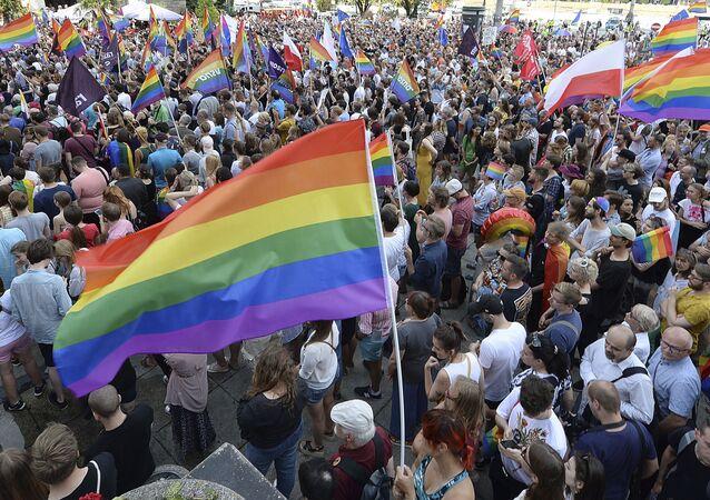 LGBT aktivisté
