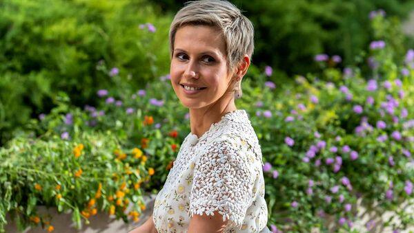 Asma al-Assadová - Sputnik Česká republika