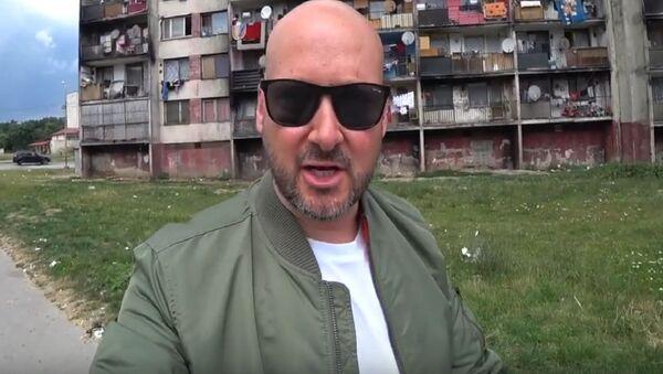 Romská čtvrť bezpečnější než Londýn! Tahle zapůsobil košický Luník IX - Sputnik Česká republika