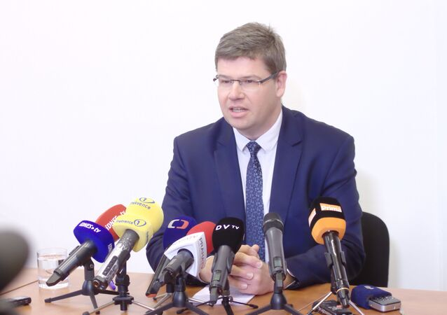 Poslanec Evropského parlamentu za TOP 09 Jiří Pospíšil