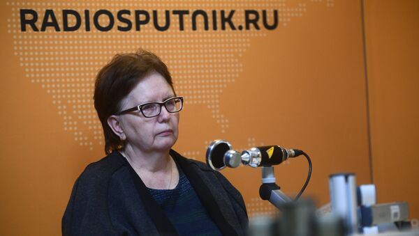 Věra Stěninová, matka fotoreportéra ruské agentury MIA Rossiya Segodnya Andreje Stěnina - Sputnik Česká republika