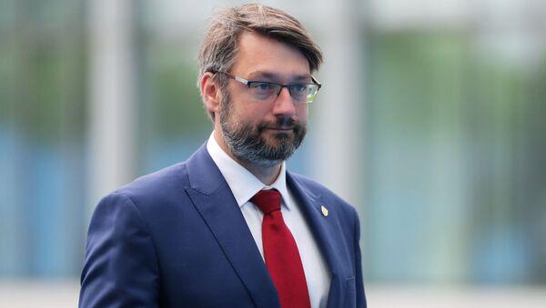 Nový velvyslanec ČR při NATO Jakub Landovský - Sputnik Česká republika