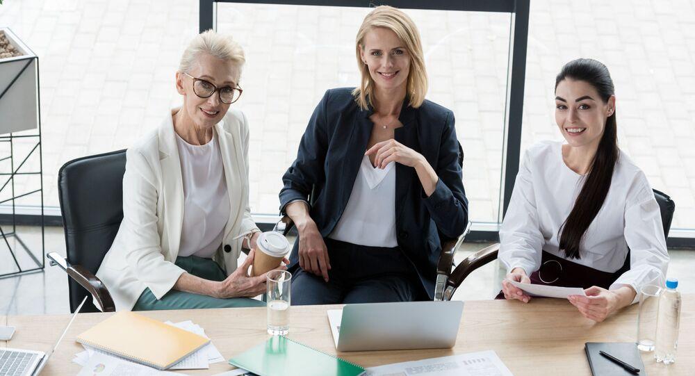 Tři ženy. Ilustrační foto