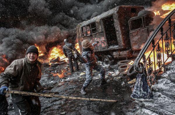 Pronikavé a upřímné - nejlepší fotografie Andreje Stěnina - Sputnik Česká republika