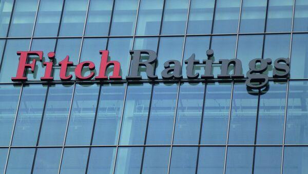 Fitch Ratings - Sputnik Česká republika