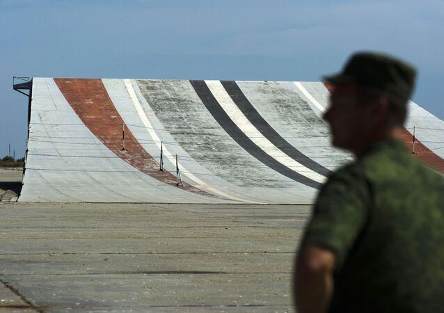 Vojenský výcvikový prostor NITKA na Krymu