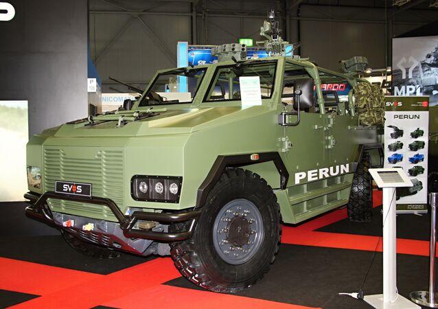 Bojové vozidlo Perun