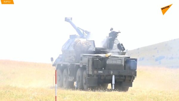 V Gruzii skončila vojenská cvičení NATO Agile Spirit 2019  - Sputnik Česká republika