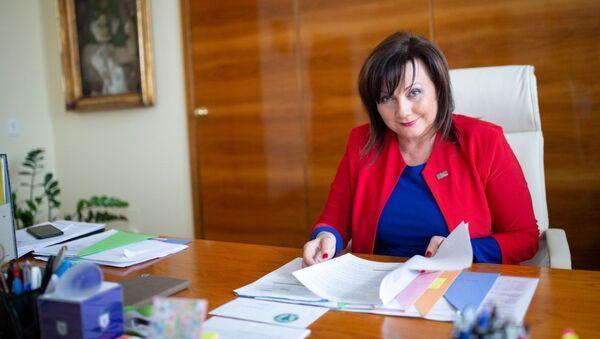 Ministryně financí Alena Schillerová - Sputnik Česká republika