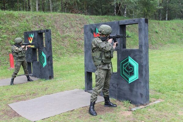 Účastnice disciplíny Přesná střelkyně - Sputnik Česká republika