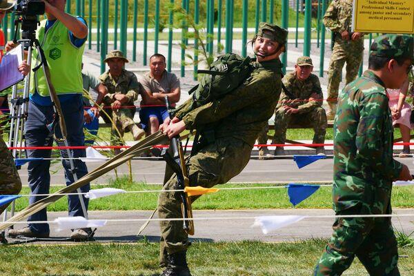 Ruské vojenské lékařky - Sputnik Česká republika