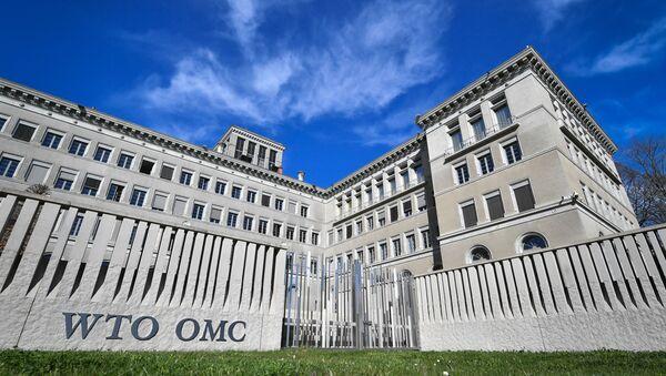 Sídlo WTO v Ženevě - Sputnik Česká republika