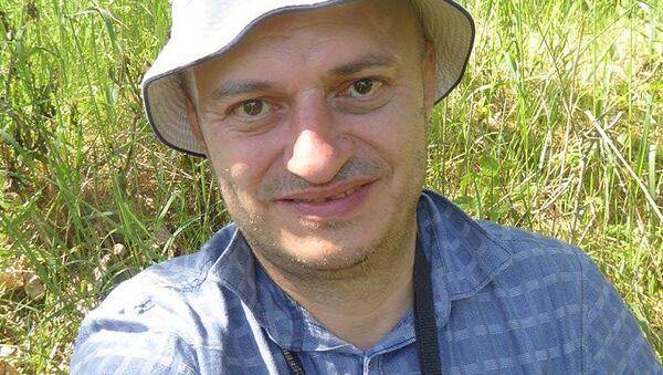 Entomolog doc. Mgr. Martin Konvička - Sputnik Česká republika
